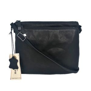 Margot NY Accordian Crossbody Shoulder Bag